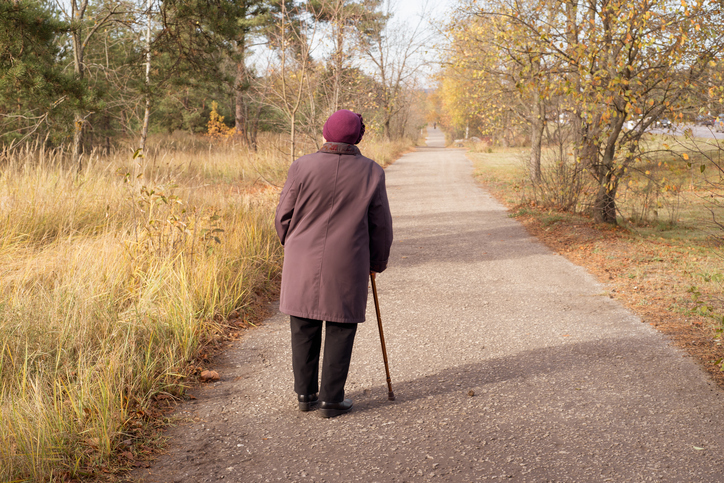 Isolation in Old Age