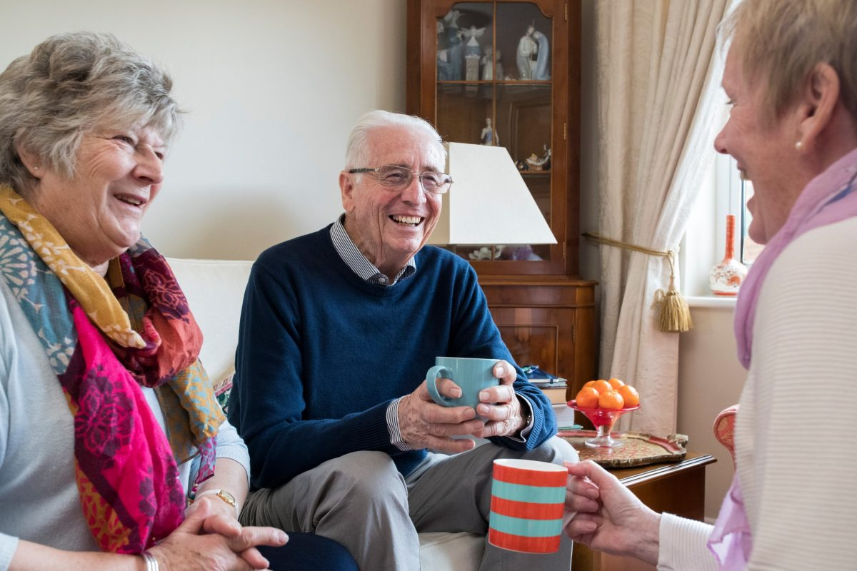 elderly-social