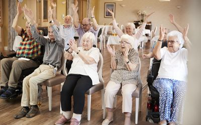 How to Organise Activities For the Elderly